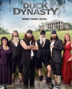 Duck Dynasty Returns February 27th on A&E.