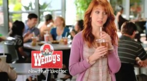 Eat At Wendy's