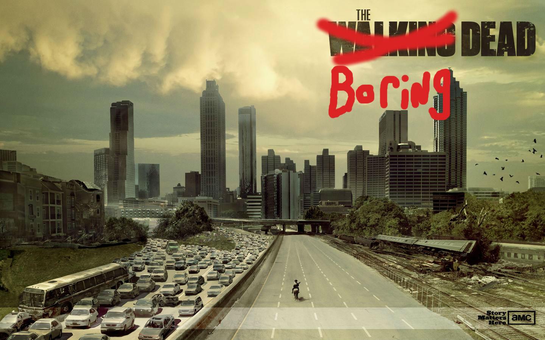 The Walking Dead Is Boring-Episode 377