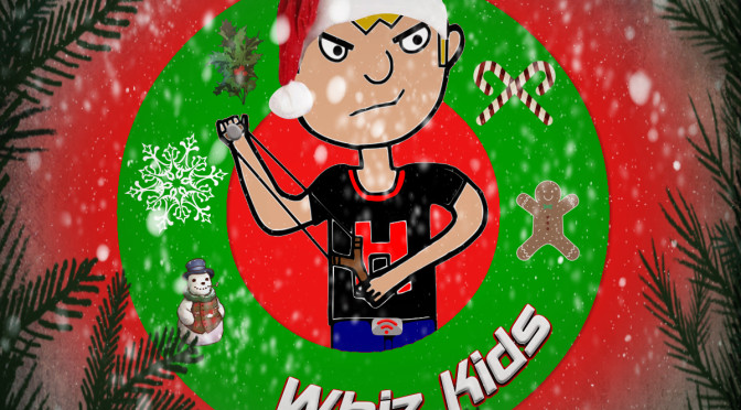 A Very Whiz Kids Christmas 2018