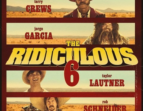Ridiculous 6 Review-The Hotshot Whiz kids Podcast TV/Movie Cynics Netflix Reviews