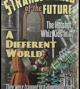 Tales From The Future: A Different World-The Hotshot Whiz Kids Improv Theatre