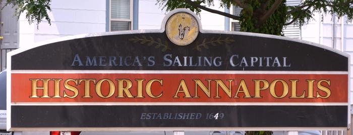 Annapolis_HistoricSign