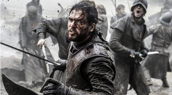 Game Of Thrones Battle Of The Bastards Recap- The Hotshot Whiz Kids Podcast TV/Movie Cynics Netflix Reviews