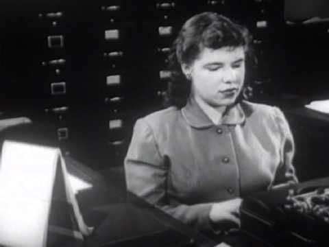 The Hotshot Whiz Kids Podcast Time Machine: Office Etiquette (1950)