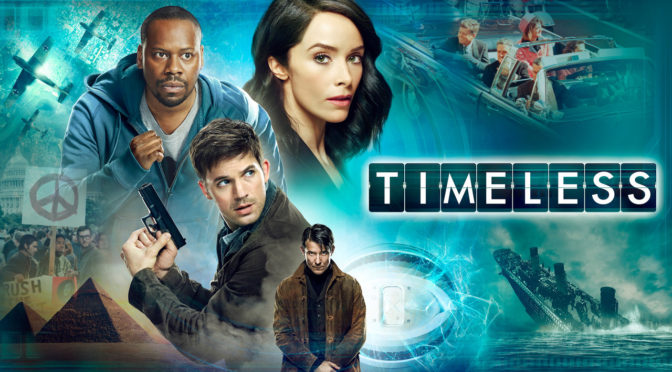 Reviewing Timeless Before We See It-TV Movie Cynics Netflix Reviews