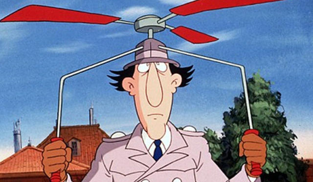 How Did Inspector Gadget Keep His Job?-The Hotshot Whiz Kids Podcast Episode 642